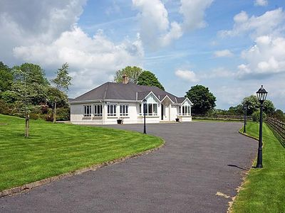 Photo for Fine detached bungalow on elevated site at the foot of the Blackstairs Mountain (2411ft) and e…