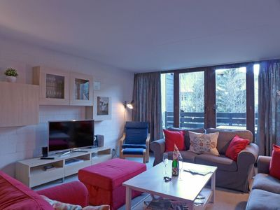 Photo for Lovely apartment for 5 people with WIFI, TV and balcony
