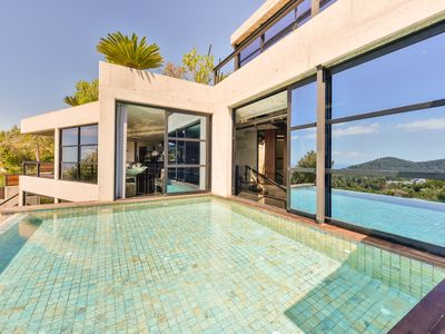 Photo for Modern Luxury Villa in Can Furnet Residential * 6 Suites * Infinity Pool