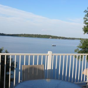 Photo for 3 Bdrm Lake House on Lake Stella in Mid Central Mn. A LAKE VIEW YOU WILL LOVE!