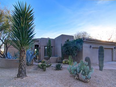 Photo for Quiet Retreat Located in the Boulders: You Won't Want to Leave!