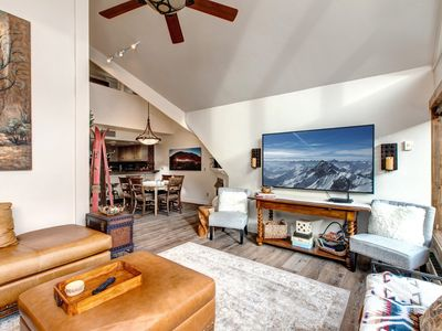 Remodeled! Ski-In/Ski-Out Condo at Park City Mountain Resort