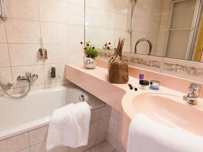 "Photo for Junior Suite ""Enjoy life"" with shower, bath, WC - LEBE FREI Hotel Der Löwe"