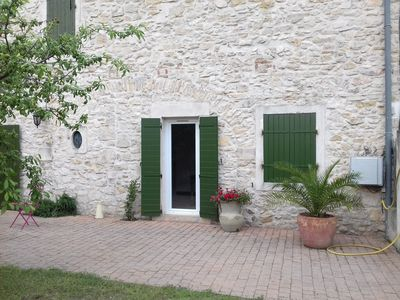 Photo for Spacious village house with garden, terrace, private parking, garage