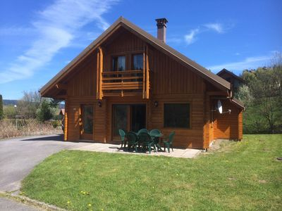 Photo for Chalet for 7 people, quiet location 5 minutes walk from the center of Gerardmer