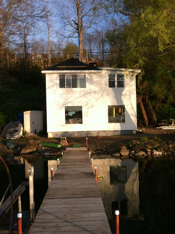 This Charming  Cottage Is The Perfect Spot For An Affordable Lakeside Vacation