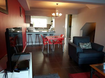 Photo for 2 Bedroom En Suite Holiday Home Duplex Opposite to Lagoon (RG)