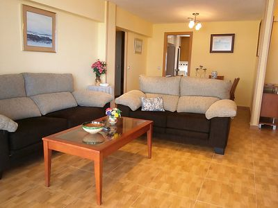 Photo for Apartment La Goleta in Benidorm - 6 persons, 3 bedrooms