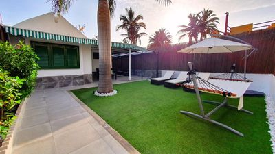 Photo for Bungalow with private Garden