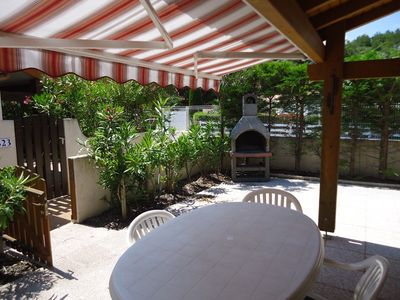 Photo for 1BR Apartment Vacation Rental in NARBONNE PLAGE