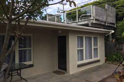Outside view of Unit