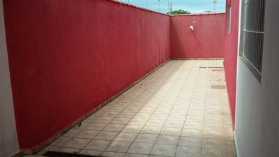Photo for Casa Peruibe 3 bedrooms 1 suite 600 meters from the beach 300 meters from extra