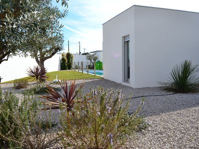 Photo for House with 3 bedrooms and private pool nice for children