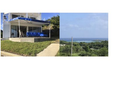 Picture of Zoni Breezes Upper and Lower and view you will see from the patios