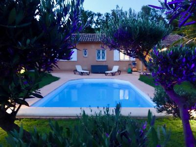 Photo for IN CORSICA HOUSE WITH POOL