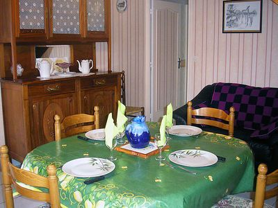 Photo for Vacation home Luzillé in Luzillé - 6 persons, 3 bedrooms