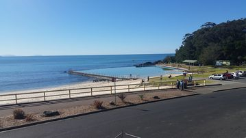 Forster Town Beach, Forster, New South Wales, Australië