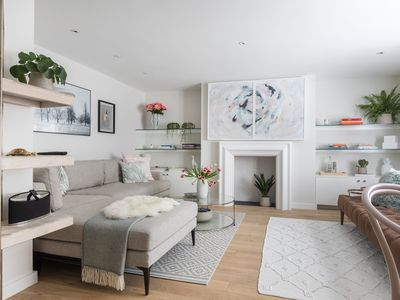 Photo for Stunning Garden Flat in Notting Hill