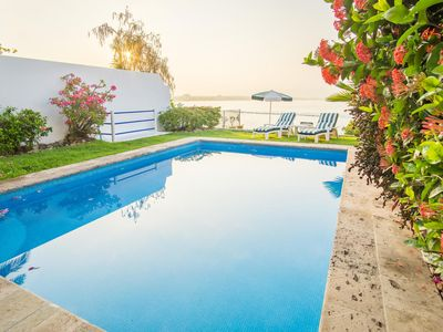 Photo for Ocean Front Townhouse, Private Pool, Wi-Fi.
