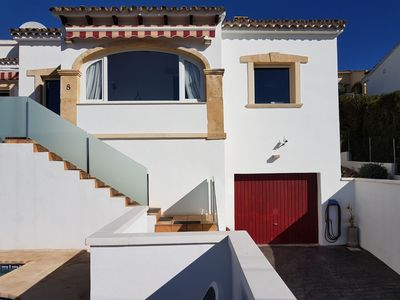 Photo for Spacious 3 bedrooms detached private villa, private pool, sleeps 6