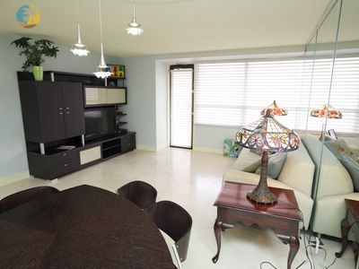 Photo for Beachfront Classic 1 Bedroom Miami Condo - 1403