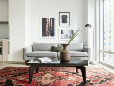Photo for Posh 1BR in Hell's Kitchen by Sonder