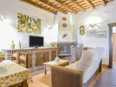 Photo for Rustic Apartment El Olivo with Pool, Terrace, Air Conditioning & Wi-Fi; Parking Available