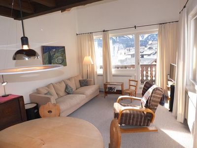 Photo for Centrally located, 3-room apartment on 3rd floor with gallery, about 65 m2.