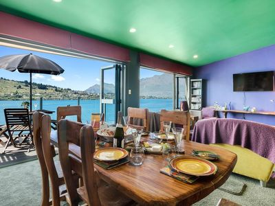 Photo for Colourful Condo - Queenstown Holiday Home