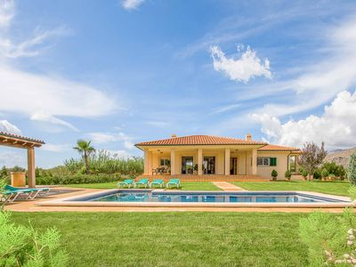 Photo for Villa La Vinya - This Villa includes a private pool, WI-FI & A/C