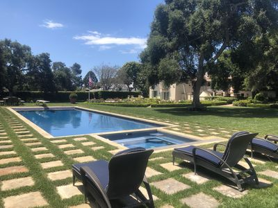 Photo for Montecito Estate Guest House Minutes from Beach