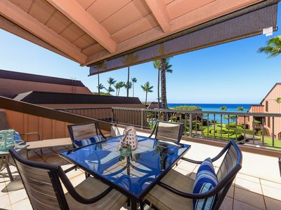 Photo for KULEANA 208 - OCEANFRONT Condo! (Epic Realty)