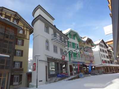Photo for Apartment Lauber in Wengen - 4 persons, 1 bedrooms