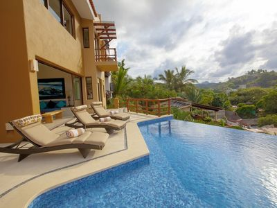 Photo for Four Bedroom Home W/ Pool. Close to Surf Break and Town.