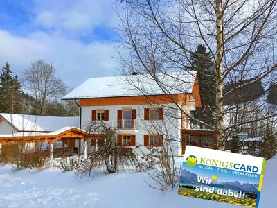Photo for Holiday Home for 10 Guests with 240m² in Nesselwang (110517)