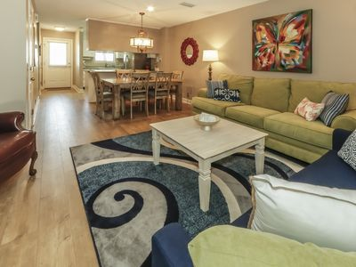 Photo for Exceptional townhome close to beach and village. Come stay at ButterflyVilla!