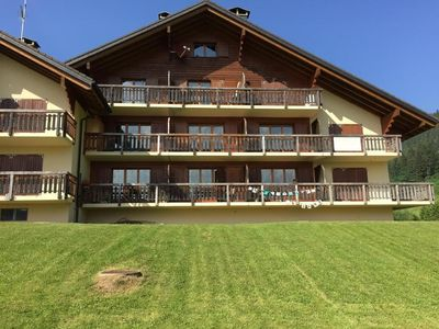Photo for Holiday apartment Les Mosses for 1 - 2 persons - Multistorey holiday home/maisonette