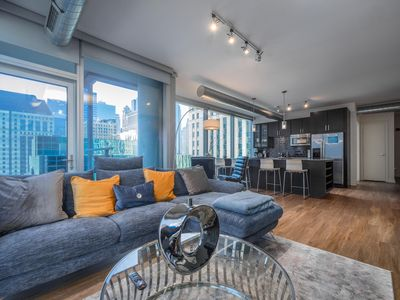 Photo for Seaport Luxe Condo Studio 5F