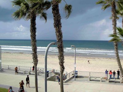 Photo for Panoramic Direct Ocean Front White Water View Condo - See the Sea Condominiums