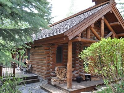 Photo for RMR: Teton Village Granite Ridge: Cozy 2 Br Cabin Close to Slopes + Free Fun!