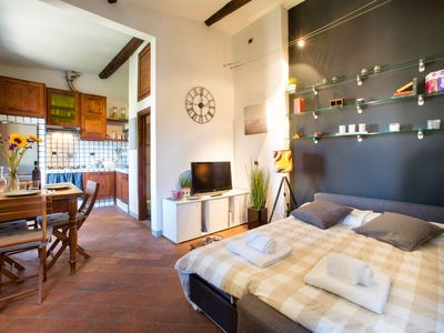 Photo for BONSI 2 - KEYS OF ITALY - Apartment for 6 people in Florencia