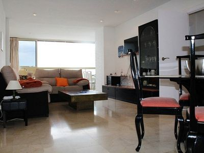 Photo for APARTMENT BENIDORM (PONIENTE) - FIRST LINE