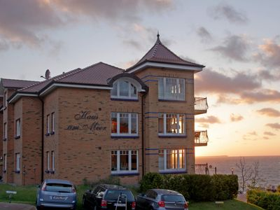 Photo for Uferschwalbe b 2 rooms - Uferresidenz Haus am Meer **** - fantastic sea view