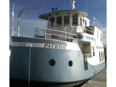 Photo for M/V Patriot: Absolutely Amazing Floating Home Downtown on the Waterfront!