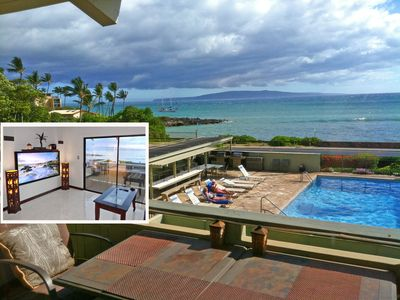 Photo for Ocean View Upgraded Modern-Style 1BR Condo at The Shores of Maui, Have Fun Here!