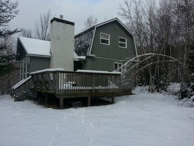 Photo for 6BR House Vacation Rental in West Dover, Vermont