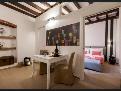Photo for Cozy apt Navigli & Duomo, free wifi and a/c
