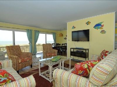 Photo for The Keys, 83rd. St Ocean Front Non Group Rental