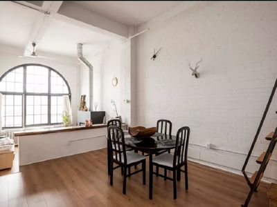 Photo for Authentic Loft Apartment in DOWNTOWN Toronto