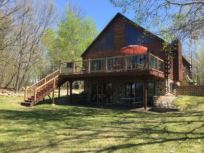 Photo for 4BR Cabin Vacation Rental in Detroit Lakes, Minnesota